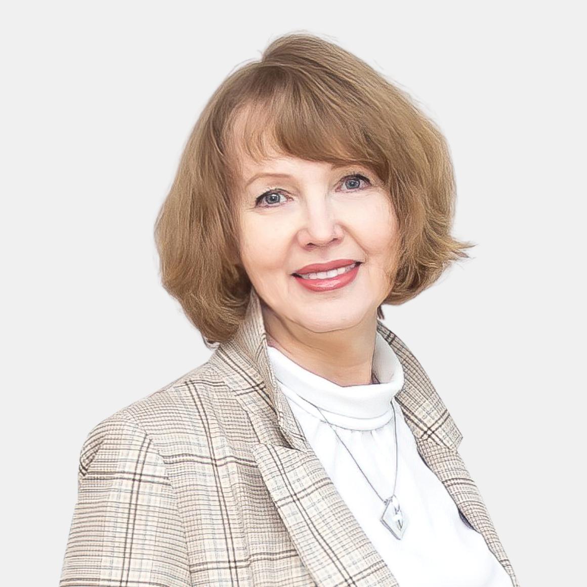 Лариса Трапезникова